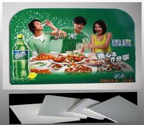 PVC Foam Board Used for Advertising Screen Printing