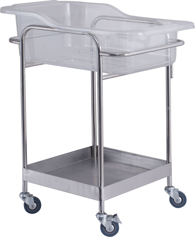 Stainless Steel Baby Bed for Medical