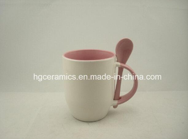 Sublimation Spoon Mug, Sublimation Mugs