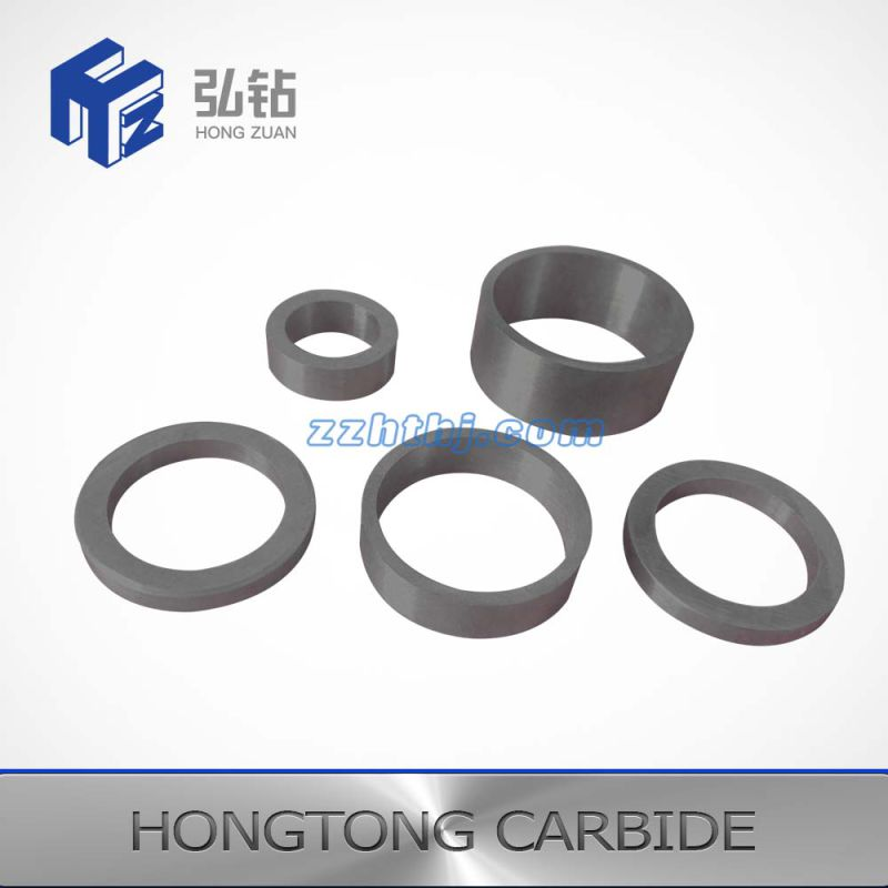 Tungsten Carbide Seal Rings for Mechanical Seal Parts