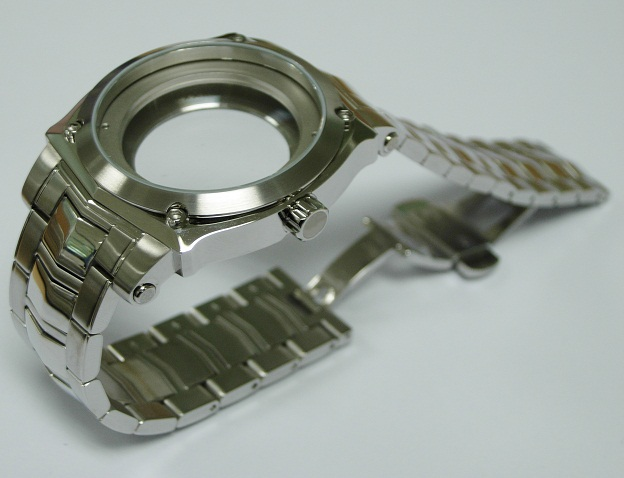 Precision 316L Watchcase