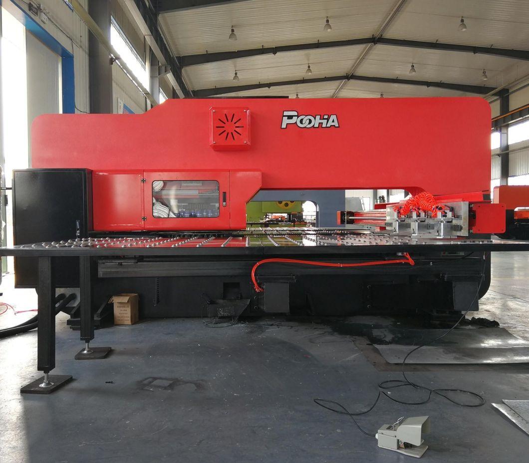 CNC Turret Punch Press Machine for CNC Punching Machine