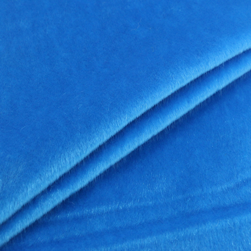 68%Acrylic 32%Polyester Woolen Fabric for Garment