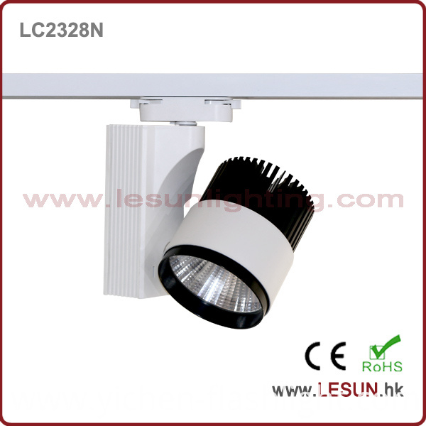 High Quality 30W COB Track Lights with 2 Line Track LC2328n