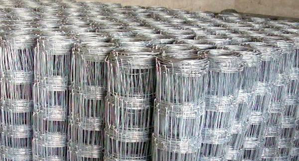 High Quality Hot-Dipped Galvanized Cattle Fence