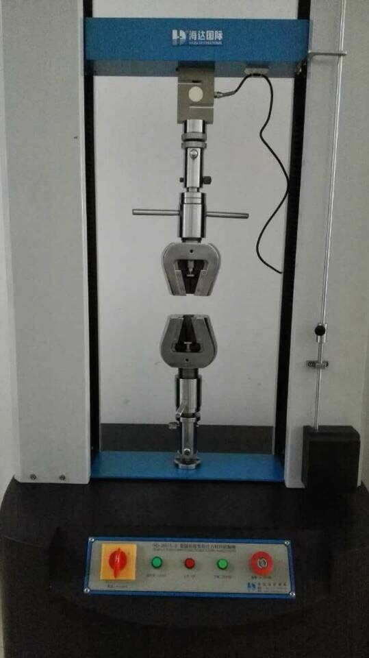 Automatic Vehicle Safety Belt Double-Column Universal Strength Testing Machine (HD-616-S)