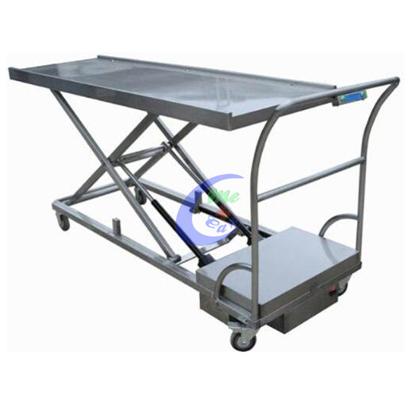 Mortuary Equipment Stainless Steel Corpse Lifting Equipment