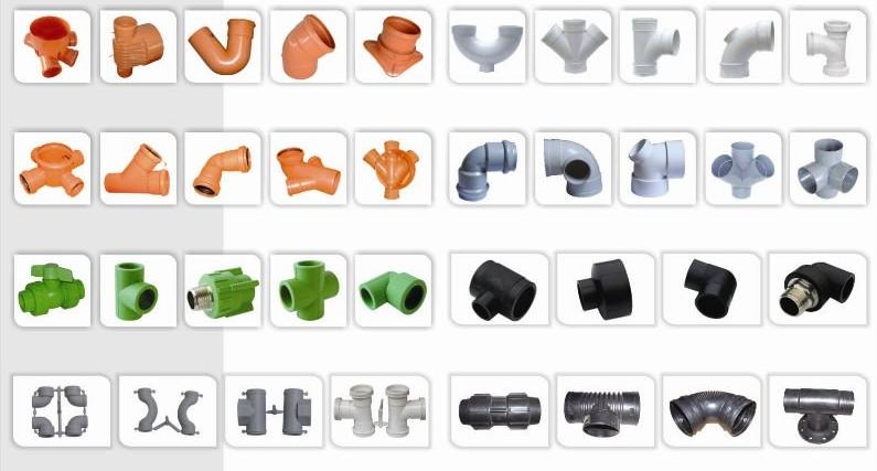 PP Fittings Injection Molds (YS36)