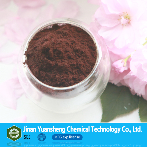Jinan Yuansheng Chemical Binder for Concrete of Sodium Lignosulphonate