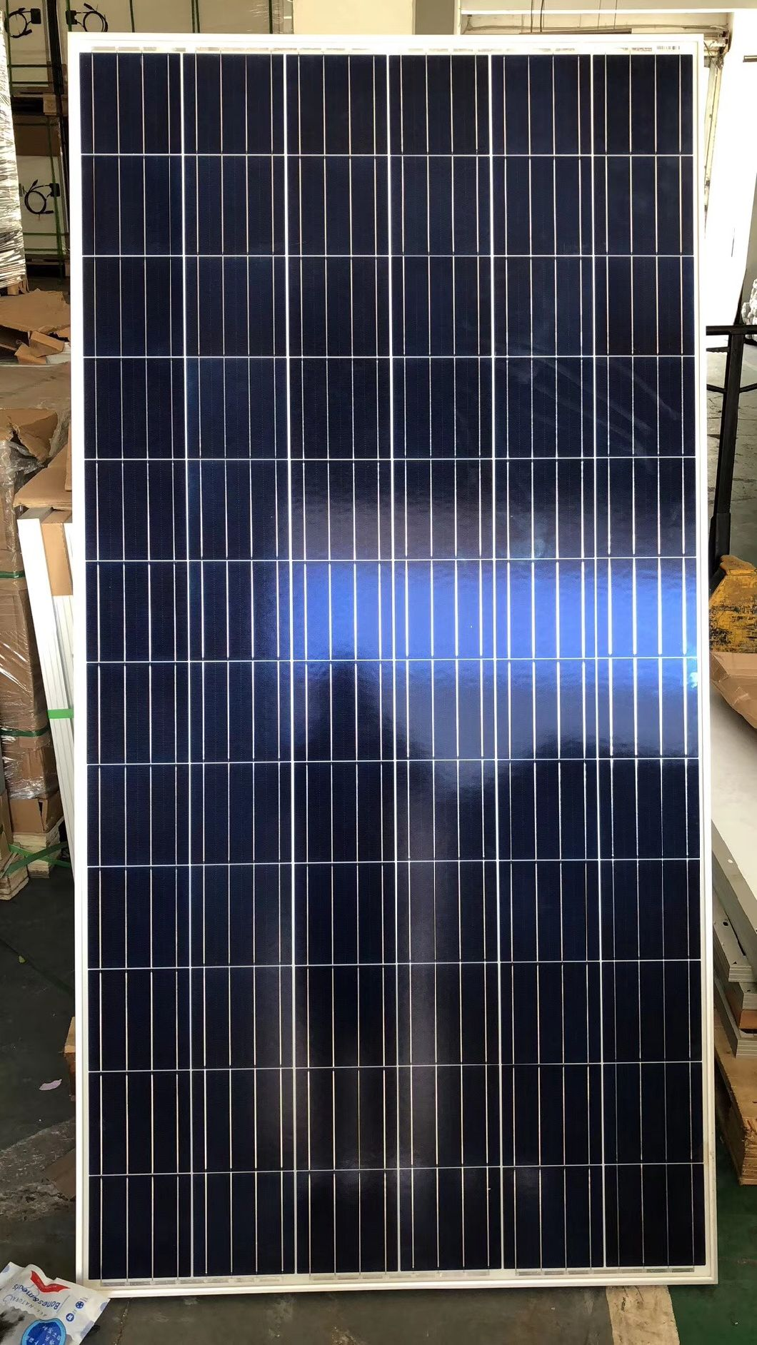 4.33W Poly Solar Cell Available for Order