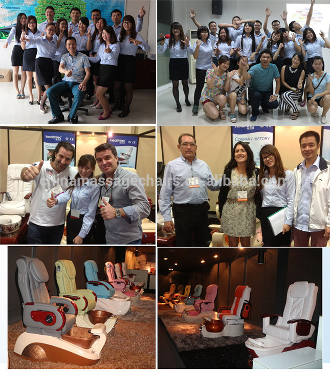 Salon Furniture Full Function Massage Chair in Dubai (A202-37)