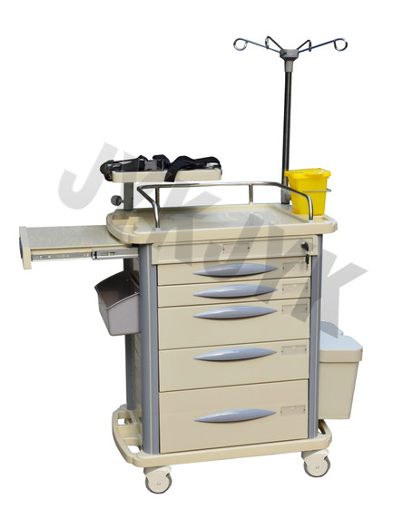 Medical Equipment, Emergency Trolley Jyk-C10c