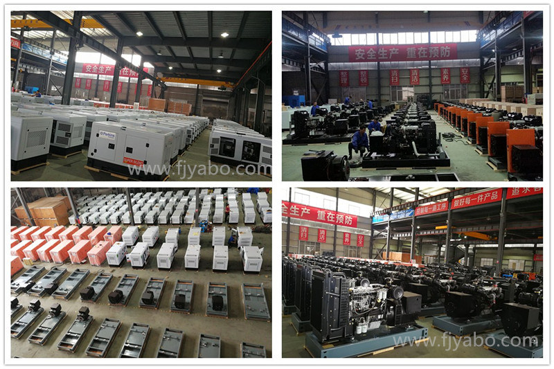 Portable Diesel Generator Spare Parts