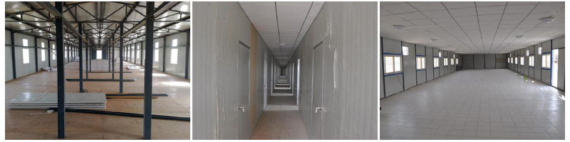 Prefabricated Buildings, Used as Site Prefabricated Office House or Labor Accommodation House