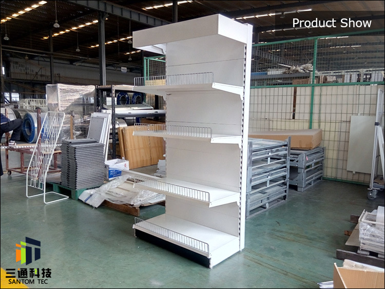 Good Price Grocery Store Display Shelf Gondola Shelving Supermarket Shelf for Sale