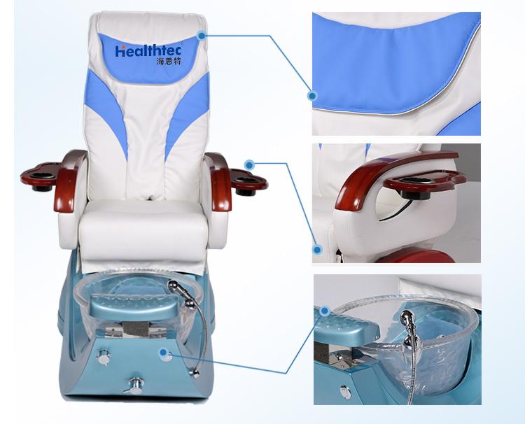 Free Shipping 2016 Hot New Beauty Salon Luxury Massage Pedicure SPA Chair