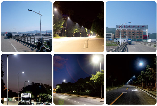 Angle Adjustable Outdoor 200W LED Street Light