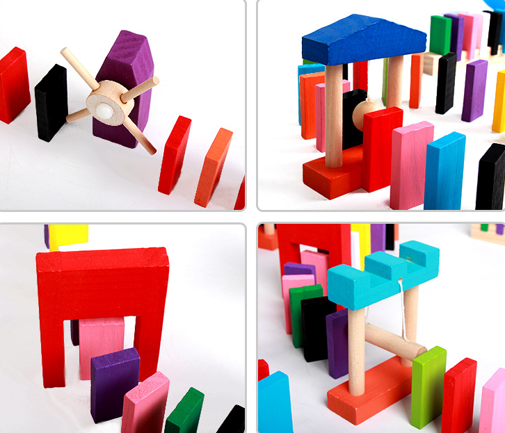 domino blocks