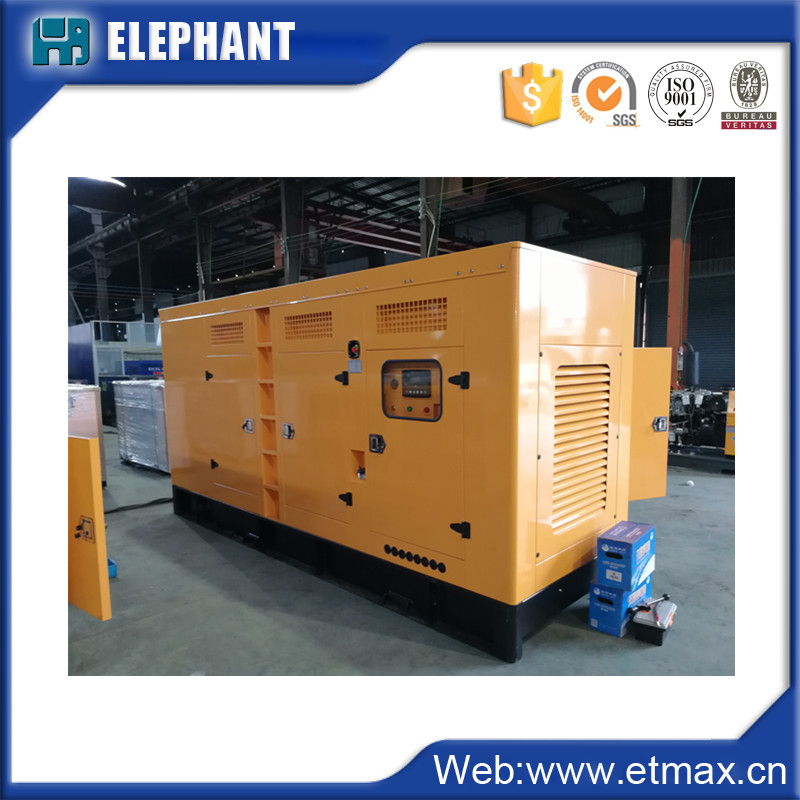 220V 50Hz 14kVA 11kw Generator Diesel with Control Box