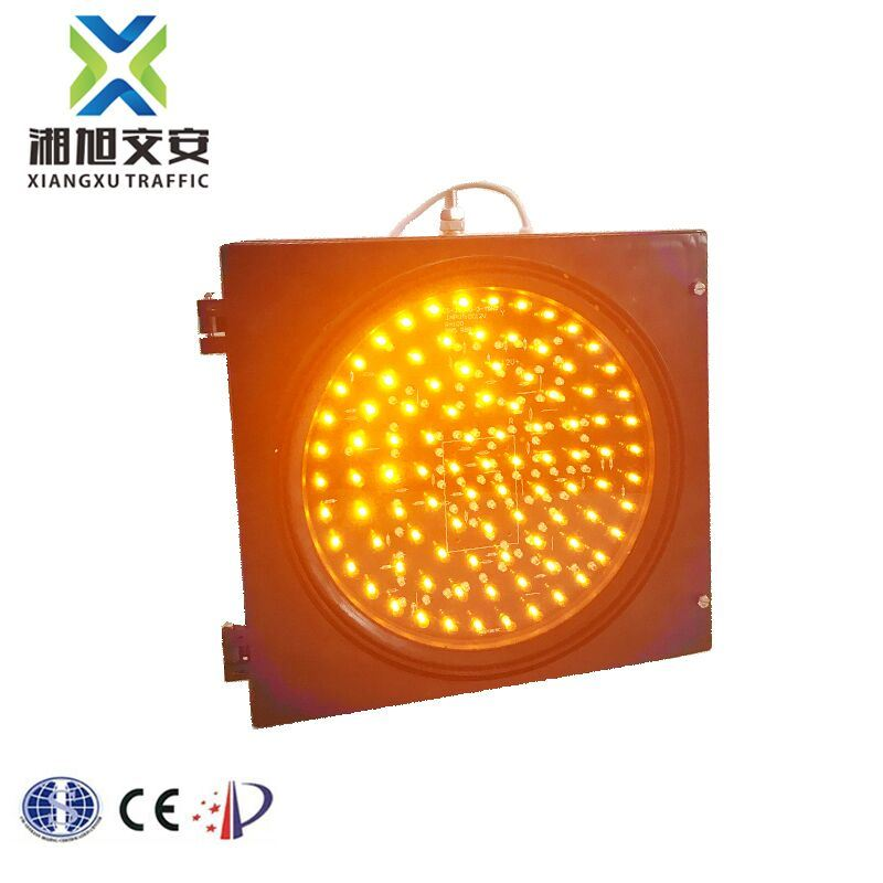 Manufactory Wholesale Amber Flashing Signal Traffic Light Strobe Lights