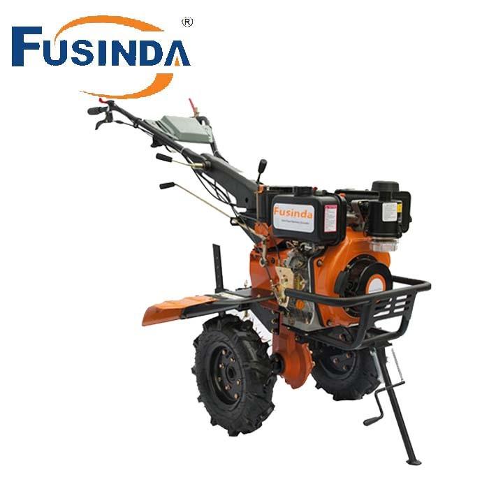 186f/10HP Diesel Garden Cultivator / Power Tiller Sale with Best Price Fd1350f