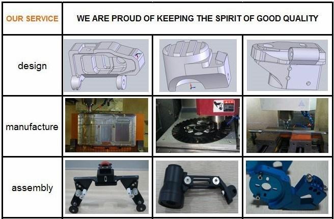 Precision Manufacturing CNC Machining Parts
