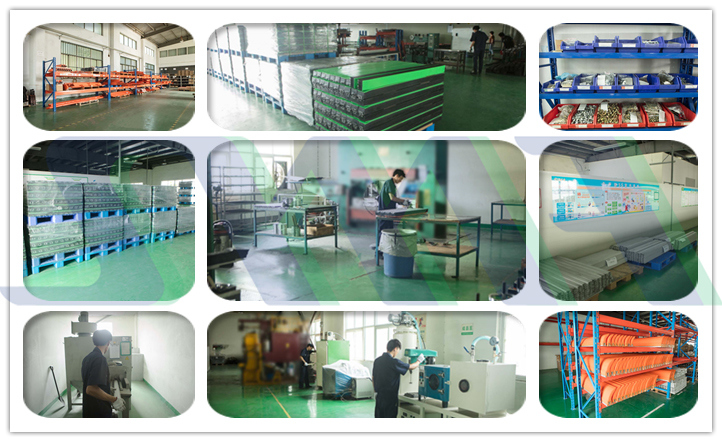 High Quality Standard Specifications Impact Bed Impact Bar Factory Directly Provide