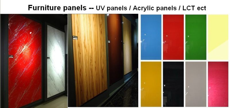 UV Board for Wardrobes Kitchen Cabinets
