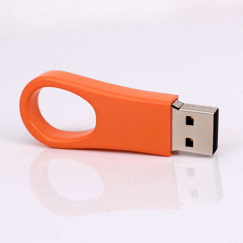 Plastic Ring Color USB Flash Disk (M006-02)