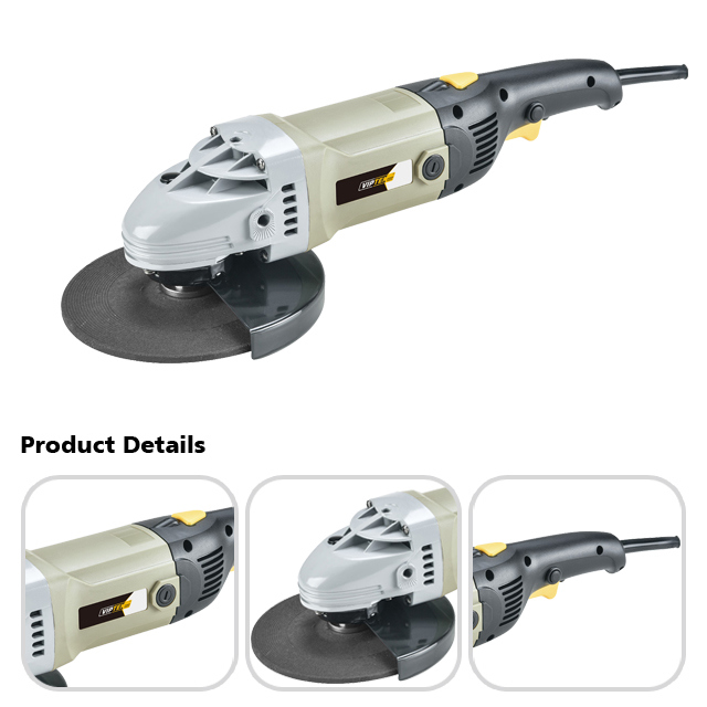 High Quanlity Power Tool 180mm Heavy Duty Air Angle Die Grinder