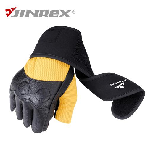 Jinrex Workout Fitness Weight Lifting Sports Glove