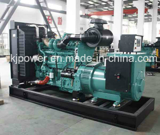 375kVA Power Generator Set with Cummins Diesel Engine