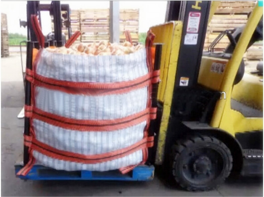 Ventilated Big Bag for Potato, Onion