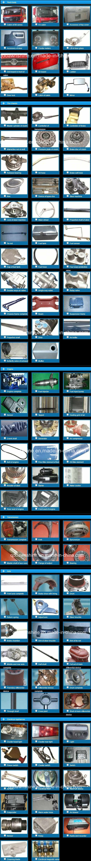 Factory Price List Genuine Transmission Spare Parts of Beiben Truck Gearbox