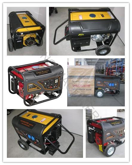 6kw Honda Engine Electricity AVR Petrol Generator (set)