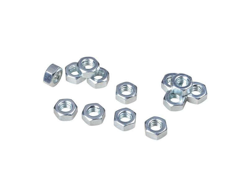 Nylon Insert Hex Lock Nut