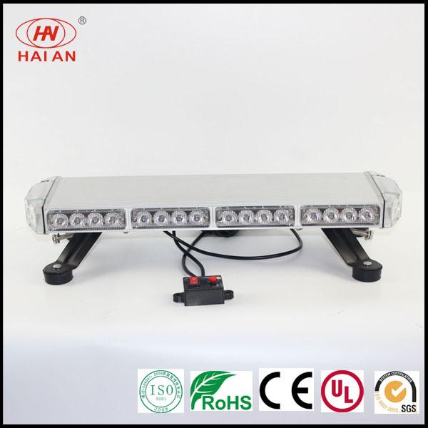 Ambulance Portable Head LED Warning Light Beacon/12V Strobe LED Mini Lightbar Caution Beacon