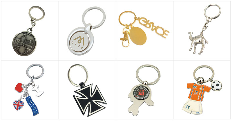 Wholesale Soft PVC Keyring Customzied (LM1800)