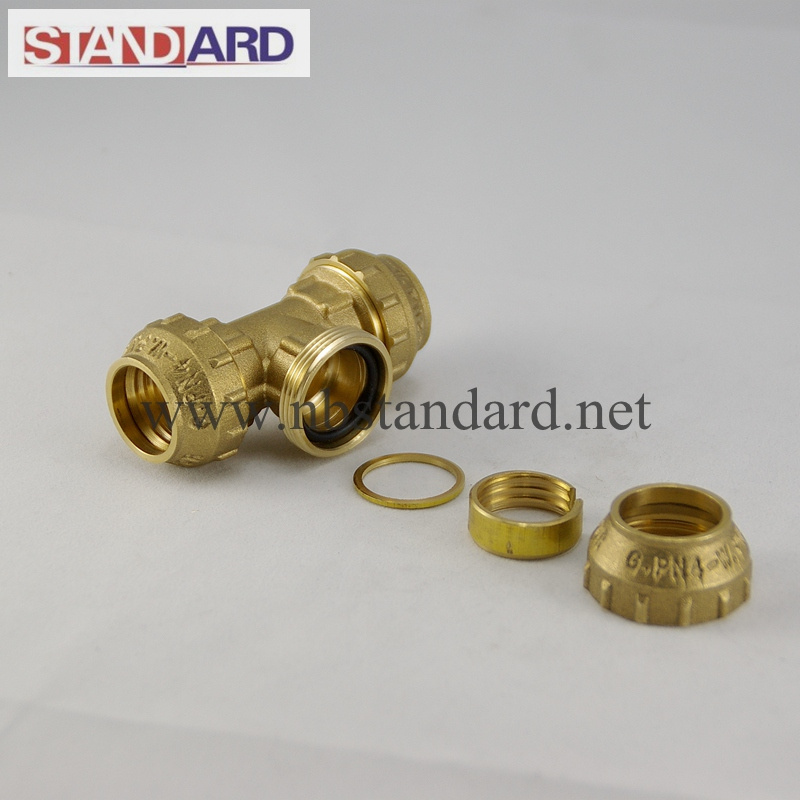 PE Straight Coupling Fittings