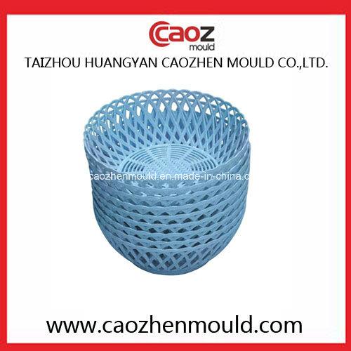 High Quality/Plastic Double Colour Fruit Plate Mould