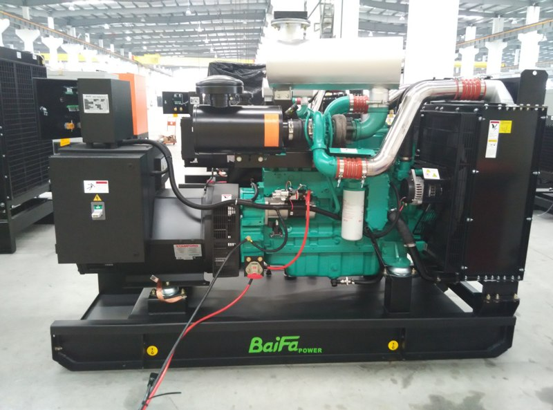 Baifa Cummins Series 220kVA Power Diesel Generator Set