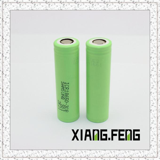 Stock for Samsung 18650 3000mAh 30b 18650 Battery