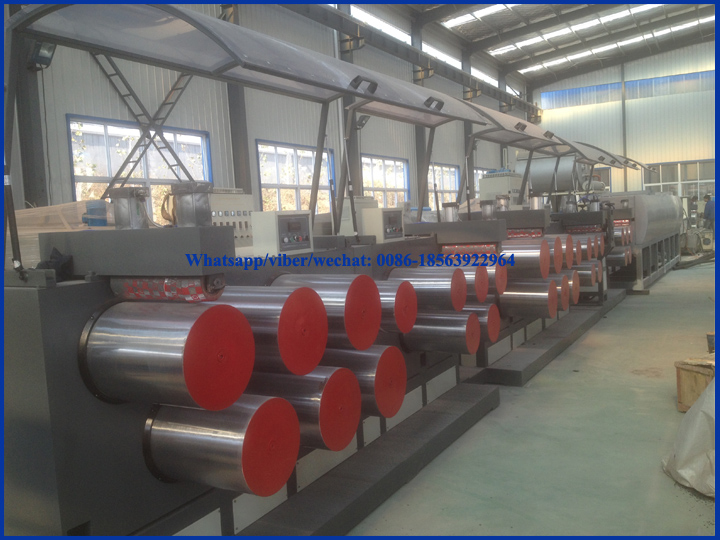 High Capacity Pet Strap Production Line