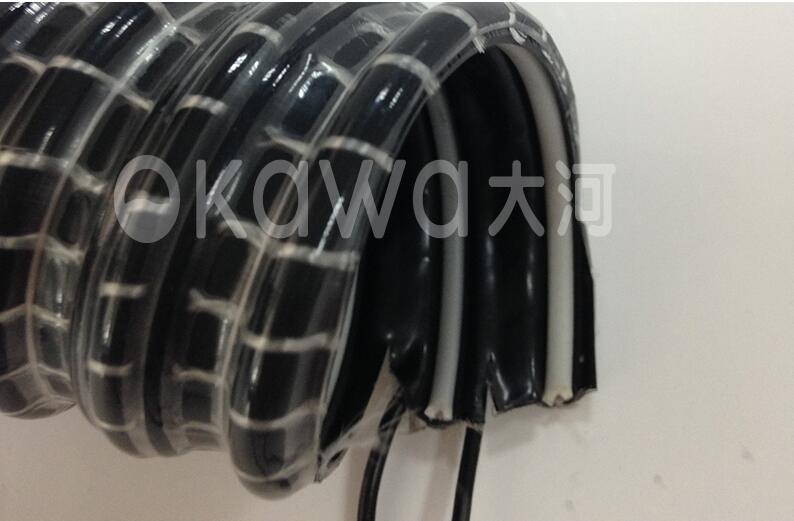 110/240V High Voltage PVC Vacuum Cleaner Hose
