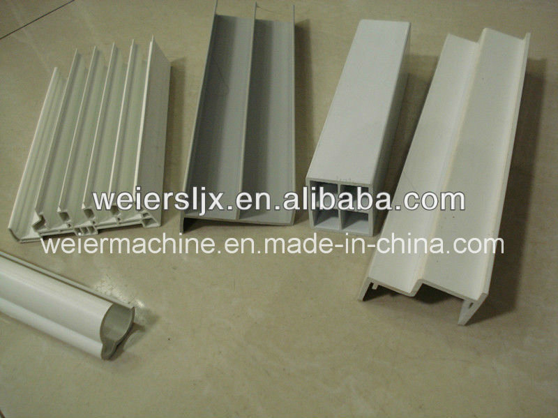 Hot Sell PVC Window and Door Profile Production Line