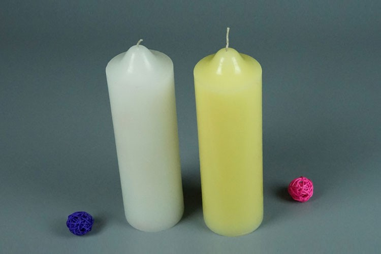 Paraffin Religious Candle