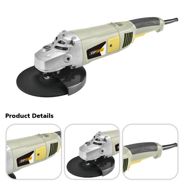2000W Portable Hand Tool 180mm Angle Grinder