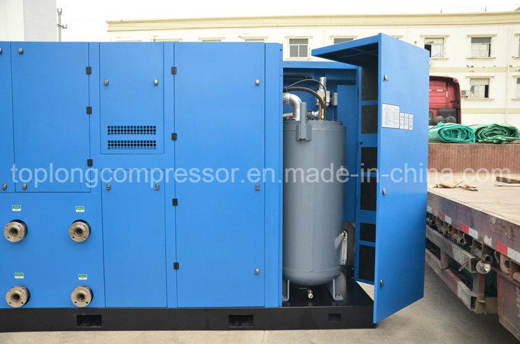 Two Stage 3MPa Rotary Screw Compressor
