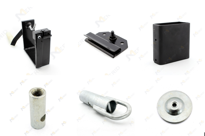 Deep Drawing Process Copper Stamping Components for Car Parts