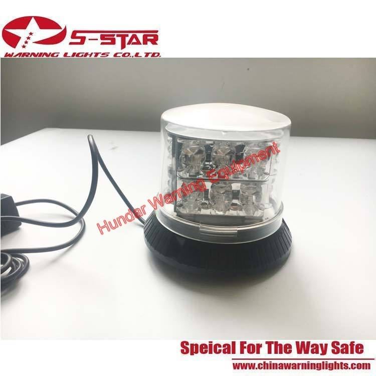 Super Bright 1W Police Roof Strobe Flashing LED Beacon